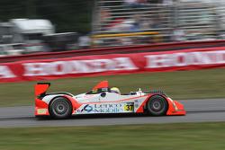 #37 Intersport Racing Oreca FLM09: Jon Field, Ricardo Vera