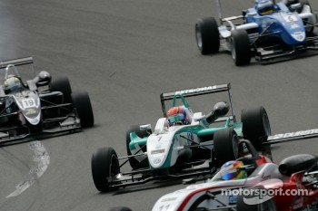 Jazeman Jaafar, Carlin, Dallara F308 Volkswagen
