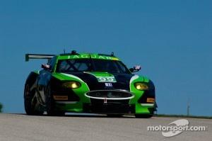 #99 JaguarRSR Jaguar XKR: Bruno Junqueira, Ken Wilden