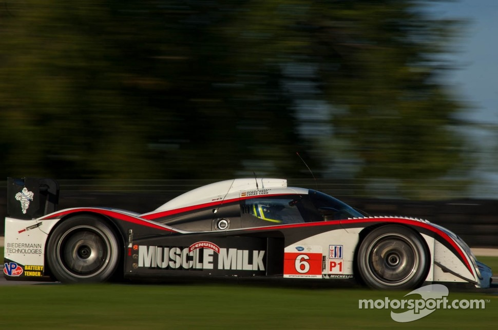 #6 Muscle Milk Aston Martin Racing AMR/Lola Coupe B08 62:
