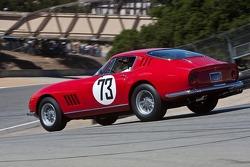 # 73 Charles Wegner, 1966 Ferrari 275 GTBC