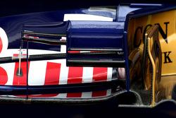Scuderia Toro Rosso, Technical detail, front wing