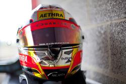 Jules Bianchi race helmet