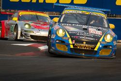 #68 TRG Porsche 911 GT3 Cup: Dion von Moltke, Marc Bunting