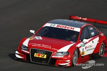 Oliver Jarvis, Audi Sport Team Abt Sportsline, Audi A4 DTM 