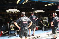 Lotus Renault team