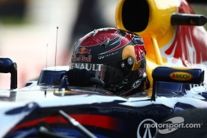 Sebastian Vettel was unbeatable at Monza