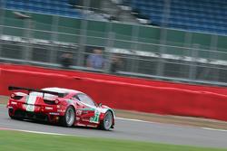 #71 AF Corse Ferrari F458 Italia: Jaime Melo, Toni Vilander
