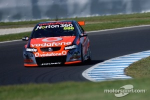 Triple Eight Race Engineering Holden Commodore: Craig Lowndes, Mark Skaife