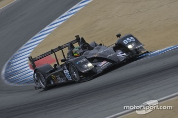 #055 Level 5 Motorsports Honda Lola: Scott Tucker, Christophe Bouchut, Luis Diaz