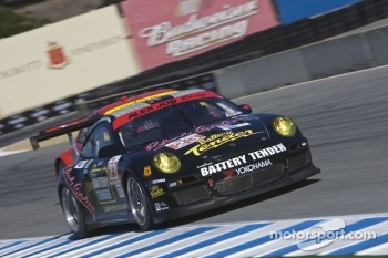 #23 Alex Job Racing Porsche 911 GT3 Cup: Bill Sweedler, Brian Wong, Shane Lewis