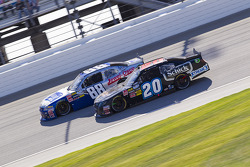 Ryan Truex and Aric Almirola