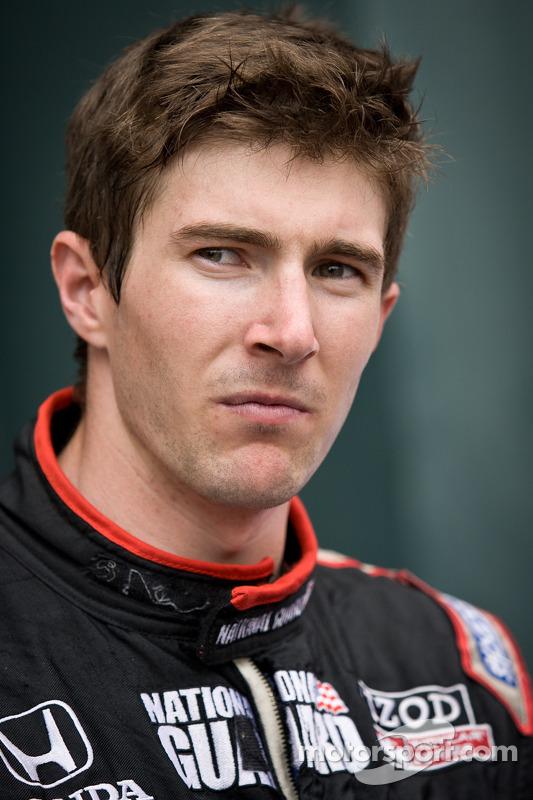 J.R. Hildebrand, Panther Racing