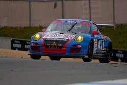 #66 TRG Porsche 911 GT3 Cup: Duncan Ende, Spencer Pumpelly, Peter Ludwig