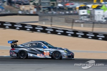 #31 Competition Motorsports Porsche 911 GT3 Cup: Michael Avenatti, Bob Faieta, Cort Wagner