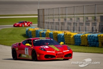 #11 Ferrari of Ft. Lauderdale Ferrari F430 Challenge: Tim Rosner