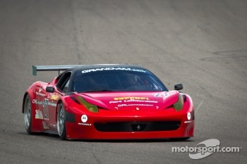 Collection lap: Ferrari 458 Italia Grand Am