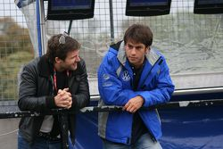 Felipe Nasr, Steve Robertson