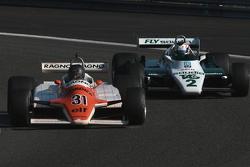 #31 Steve Hartley, Arrows A4