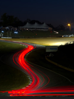 Wild lights at the Esses