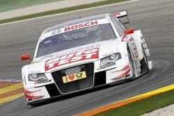 #4 Timo Scheider (Audi Sport Team Abt / AUTO TEST Audi A4 DTM (2009))