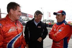 Darrell Waltrip and Jason Bright