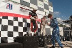 GT3 Cup Gold Class Podium: Michael Mills, Eduardo Cisneros, Madison Snow