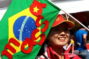 Fan of Felipe Massa, Scuderia Ferrari