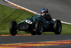 #77 Adrian Van der Kroft, HWM F2
