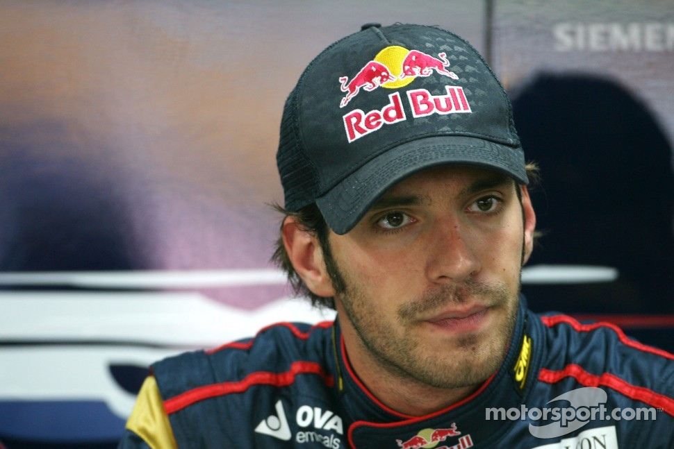 Jean-Eric Vergne, Test Driver, Scuderia Toro Rosso 