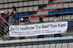 Bernd Maylander fan club