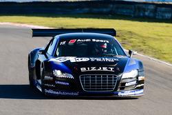 #15 Sainteloc Racing Audi R8 LMS: Jerome Demay/Dino Lunardi