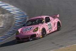 """#23 Lori Cassling """"Pink Pig"""" Porsche 917/2"""