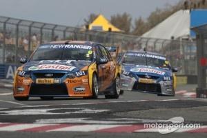 #6 Ford Performance Racing: Will Davison, Mika Salo