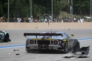 #40 Marc VDS Racing Team Ford GT Matech: Bas Leinders, Ricardo Risatti