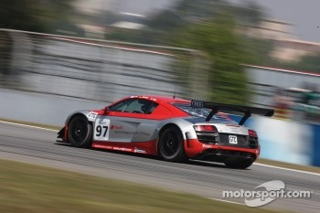 #97 Adui Race Experience CHN Audi R8 LMS: Jeffrey Lee, Florian Gruber, Hing Tak Mak