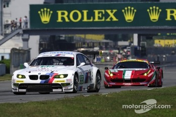 #55 BMW Motorsport BMW M3: Augusto Farfus Jr., Jorg Mller