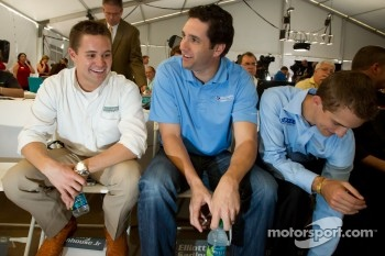 Championship contenders press conference: Ricky Stenhouse Jr. and Elliott Sadler