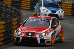 Fredy Barth, SUNRED SR Leon 1.6T, SEAT Swiss Racing by SUNRED