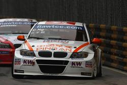 Charles Ng, BMW 320 TC, DeTeam Engstler Motorsport