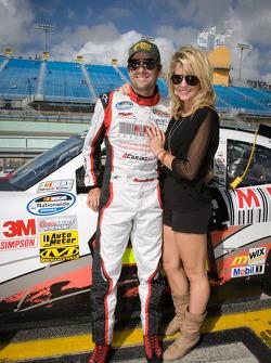 Stanton Barrett, Chevrolet in charming company