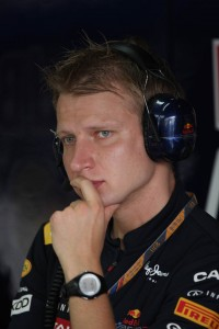 Tommi Parmakoski, trainer of Sebastian Vettel, Red Bull Racing