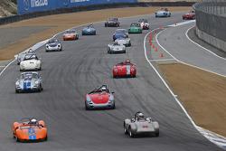 Race start for Group 1 Gmund Group