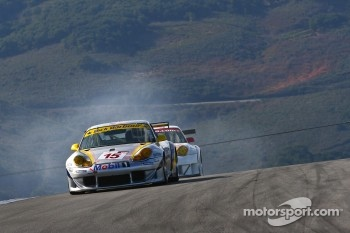 Gary Kachadurian 2000 Dick Barbour Racing Porsche GT3 R