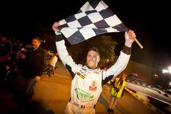 Race winner Jan Heylen