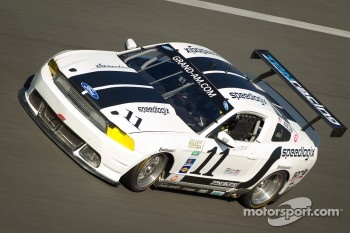 #11 TPN Racing/Blackforest Ford Mustang: Tom Nastasi