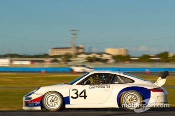#34 Orbit Racing Porsche GT3: Tim Pappas, Lance Willsey