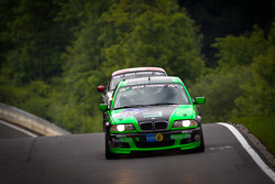 #220 Dolate Motorsport BMW 325i E46: Frank Unverhau, Marco Petry