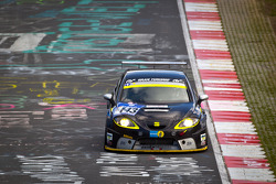 #143 Seat Leon Supercopa: Heiner Immig, Wayne Moore, Maurice O'Reilly