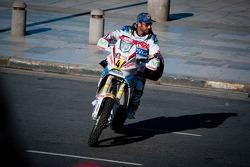 #4 Aprilia: Francisco Lopez